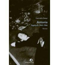 Reiselektüre Antonia Rotpunktverlag rpv