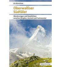 Oberwalliser Südtäler Rotpunktverlag rpv