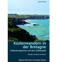 Weitwandern Küstenwandern in der Bretagne Rotpunktverlag rpv