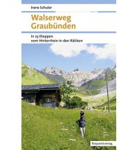 Walserweg Graubünden Rotpunktverlag rpv