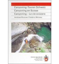 Kletterführer Canyoning-Touren Schweiz Schweizer Alpin Club