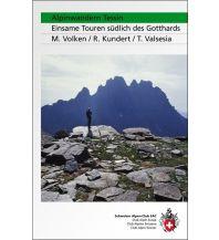 Wanderführer Alpinwandern Tessin Schweizer Alpin Club