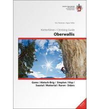 Kletterführer Kletterführer Oberwallis Schweizer Alpin Club
