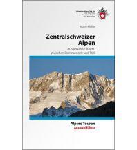 Wanderführer Zentralschweizer Alpen Schweizer Alpin Club