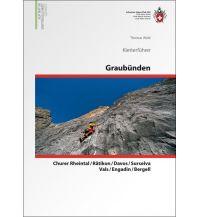 Kletterführer Kletterführer Graubünden Schweizer Alpin Club