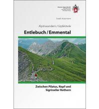 Wanderführer Entlebuch - Emmental Schweizer Alpin Club