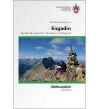 Wanderführer Engadin Schweizer Alpin Club