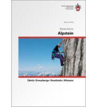 Kletterführer Kletterführer Alpstein Schweizer Alpin Club