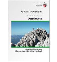 Wanderführer Ostschweiz Schweizer Alpin Club