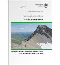 Wanderführer Graubünden Nord Schweizer Alpin Club