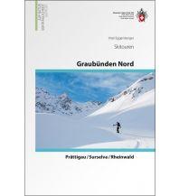 Skitourenführer Schweiz Skitouren Graubünden Nord Schweizer Alpin Club
