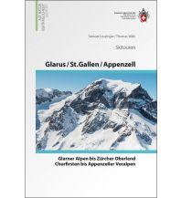 Skitourenführer Schweiz Skitouren Glarus, St. Gallen, Appenzell Schweizer Alpin Club
