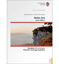 Kletterführer Basler Jura / Guide d'escalade Jura bâlois Schweizer Alpin Club