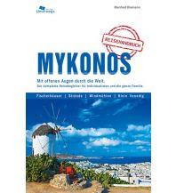 Reiseführer Mykonos Unterwegsverlag Manfred Klemann