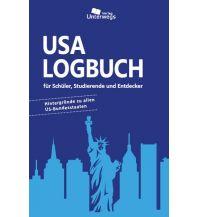 Reiseführer USA Logbuch Unterwegsverlag Manfred Klemann