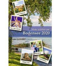 Reiseführer Mehr erleben am Bodensee 2020 Unterwegsverlag Manfred Klemann