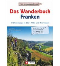 Wanderführer Das Wanderbuch Franken Josef Berg Verlag im Bruckmann Verlag