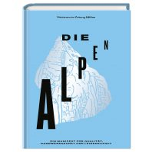Die Alpen Süddeutsche Zeitung