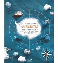 Kinderbücher und Spiele Antarktis E.A. Seemann Verlag