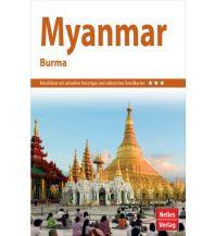 Reiseführer Nelles Guide Reiseführer Myanmar - Burma Nelles-Verlag