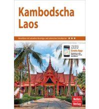 Reiseführer Nelles Guide Reiseführer Kambodscha - Laos Nelles-Verlag