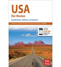 Reiseführer Nelles Guide Reiseführer USA: Der Westen Nelles-Verlag