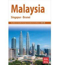 Reiseführer Nelles Guide Reiseführer Malaysia - Singapur - Brunei Nelles-Verlag