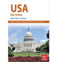 Reiseführer Nelles Guide Reiseführer USA: Der Osten Nelles-Verlag