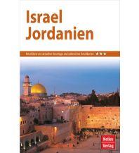 Reiseführer Nelles Guide Reiseführer Israel - Jordanien Nelles-Verlag