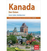Reiseführer Nelles Guide Reiseführer Kanada: Der Osten Nelles-Verlag