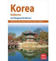 Reiseführer Nelles Guide Reiseführer Korea Nelles-Verlag