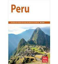 Reiseführer Nelles Guide Reiseführer Peru Nelles-Verlag