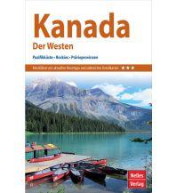 Nelles Guide Reiseführer Kanada: Der Westen Nelles-Verlag