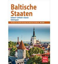 Nelles Guide Reiseführer Baltische Staaten Nelles-Verlag