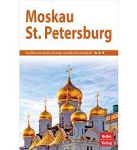 Nelles Guide Reiseführer Moskau - St. Petersburg Nelles-Verlag