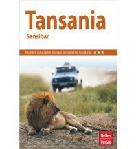 Nelles Guide Reiseführer Tansania - Sansibar Nelles-Verlag