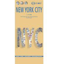 Stadtpläne New York City Borch GmbH