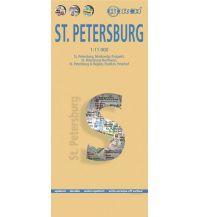 Stadtpläne Sankt Petersburg Borch GmbH
