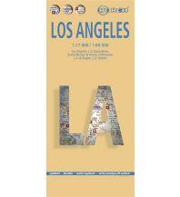 Stadtpläne Borch Map - Los Angeles 1:17.000 Borch GmbH