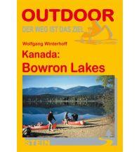 Kanusport Kanada: Bowron Lakes Conrad Stein Verlag
