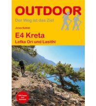 Wanderkarten Neuseeland Outdoor-Handbuch 88, E4 Kreta: Lefká Óri und Lasíthi Conrad Stein Verlag