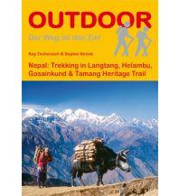 Wanderführer Nepal: Trekking in Langtang, Helambu, Gosainkund & Tamang Heritage Trail Conrad Stein Verlag