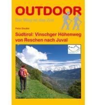 Weitwandern Südtirol: Vinschger Höhenweg - Outdoor-Handbuch 295 Conrad Stein Verlag