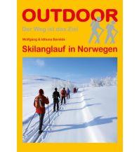 Langlauf und Rodeln Skilanglauf in Norwegen Conrad Stein Verlag