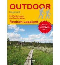 Wanderführer 20 Wanderungen Finnisch-Lappland Conrad Stein Verlag
