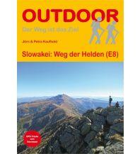 Weitwandern Slowakei: Weg der Helden (E8) - Outdoor-Handbuch 308 Conrad Stein Verlag