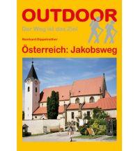 Weitwandern Outdoor-Handbuch 157, Österreich: Jakobsweg Conrad Stein Verlag