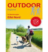 Wanderführer 22 Wanderungen Eifel Nord Conrad Stein Verlag