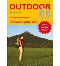 Wanderführer 30 Tageswanderungen Schwäbische Alb Conrad Stein Verlag