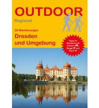 Wanderführer 26 Wanderungen Dresden und Umgebung, m. 1 Beilage Conrad Stein Verlag